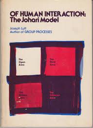 of human interaction johari model amazon co uk joseph luft