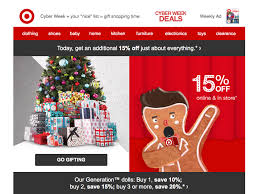 mobil target web black friday sizing up the black friday cyber monday stand outs commerce