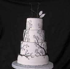 wedding cake tree painted tree wedding cake cakecentral