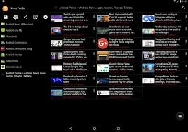 news widgets for android news feeder with ticker widget apk free news