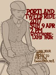 Map My Ride Portland by Tweed Pdx April 17 2016