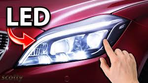 how to install led lights in car headlights how to install led headlights in your car youtube