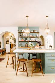 elson u0027s favorite ceramics by astier de villatte fill the shelves