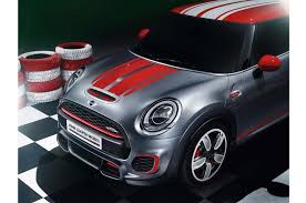 mini john cooper works concept to debut at 2014 detroit auto show