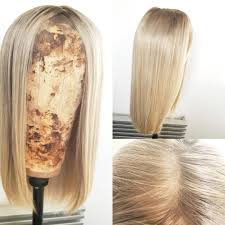 Dirty Hair Extensions by Dirty Blonde Highlighted Clip In Human Hair Extensions With Hair