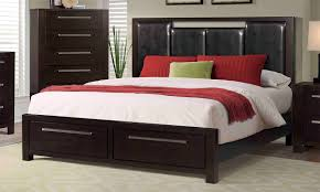 lansing queen storage bed the dump america s furniture outlet picture of lansing queen storage bed