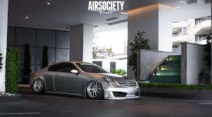 nissan skyline coupe 350gt cold forged cobey bingham u0027s skyline v35 350gt airsociety