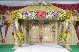 marriage decorations marriage party decorations service service provider from indore