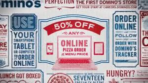domino s pizza tv commercial 50 off ispot tv