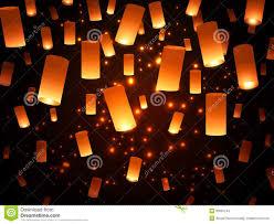 paper lantern lights stock images image 30687244