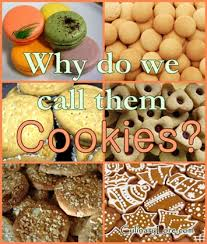 origin of the word cookie and some notes on the and