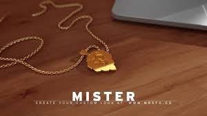 Custom Necklace Mister Custom Necklace Youtube