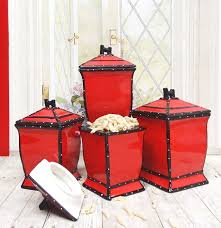 red canisters kitchen decor full size of kitchen room kitchen