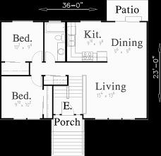 split plan house split level house plans small house plans