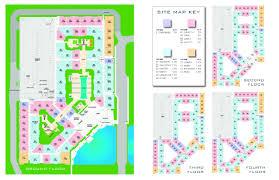 The Parc Condo Floor Plan by Richman Signature Grady Square Richman Signature