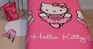 shopping couette kitty housse couette