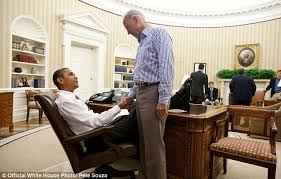 Presidential Desks Get Your Feet Off The Table Mr President Obama U0027s Laid Back Style