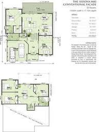 split level homes floor plans the bayview split level floor plan by mcdonald jones