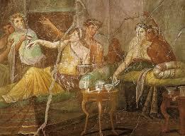 banchetti antica roma a tavola con gli antichi romani archeologa guida turistica