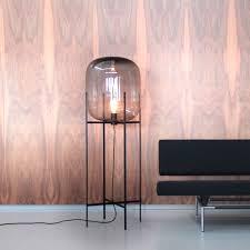 Esszimmer Lampe G Stig Pulpo Oda Leuchte Big Amber Untergestell Schwarz Lamps