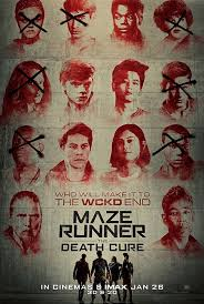 Maze Runner Maze Runner The Cure 2018