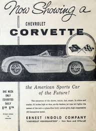 corvette stingray 1960 the 25 most iconic chevrolet corvette ads complex
