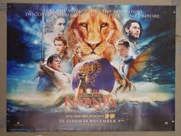 narnia film poster narnia the voyage of the dawn treader vintage movie poster at