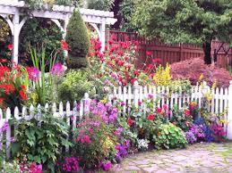 Pretty Flower Garden Ideas Beautiful Flower Garden And Lawn Ideas Flowers Wallpaper 2 Jpg