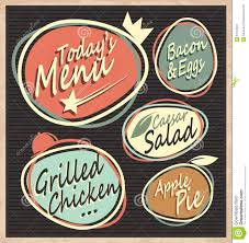 menu board design templates free best and various templates