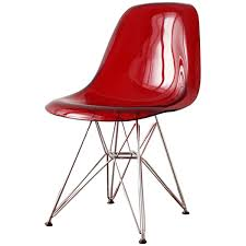 Clear Eames Chair Chaoscollection Rakuten Global Market Shell Chair Eames Dsr