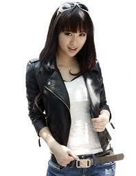 ladies leather motorcycle jacket compare prices on ladys leather jacket online shopping buy low