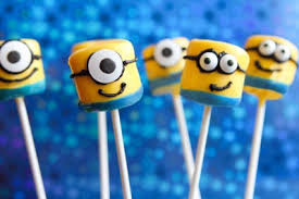 edible minions marshmallow minions family crafts