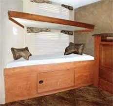 Rv Bed Frame Choosing Bedding For Your Rv Beds