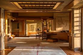 frank lloyd wright style home plans interior where is frank lloyd wright home falling water located