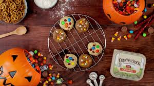 make it yours halloween cookie recipe country crock youtube