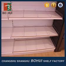 Lowes Metal Shelving by Tips Shelf Dividers Shelf Dividers For Wire Shelves Shelf