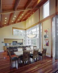 Glossy Laminate Flooring Architecture Eloquent Caring Cabin For Sanctuary Glass Walls Sub