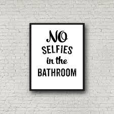 ladies and gents bathroom signs