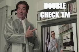 Em Meme - double check em dubs guy check em know your meme