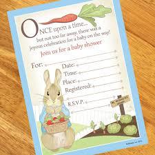 rabbit invitation rabbit baby shower invitations theruntime