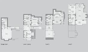 hillside floor plans architecture and home design floor plans view of hillside house