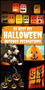 50 best diy halloween outdoor decorations for 2016 diy halloween