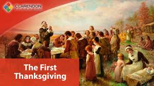 History Of Thanksgiving For Thanksgiving For The History Of The Thanksgiving