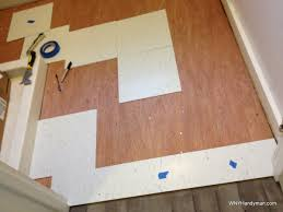 Laminate Flooring T Molding Installing Vct Tile Six Things They Don U0027t Tell You Wny Handyman
