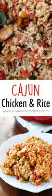 cajun cuisine cajun chicken rice kevin amanda food travel