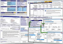 Free Excel Crm Template Excel Database Template Customer Management Excel