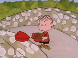 brown valentines angry valentines day gif by peanuts find on giphy
