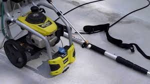 ryobi 3100 psi pressure washer manual ryobi pressure washer and other accessories review youtube