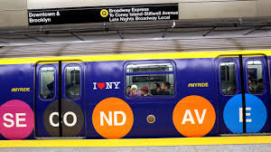 Metro Ny Map by The Second Avenue Subway Explained Am New York