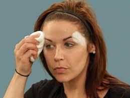 spirit halloween apply halloween makeup tutorial medusa hgtv